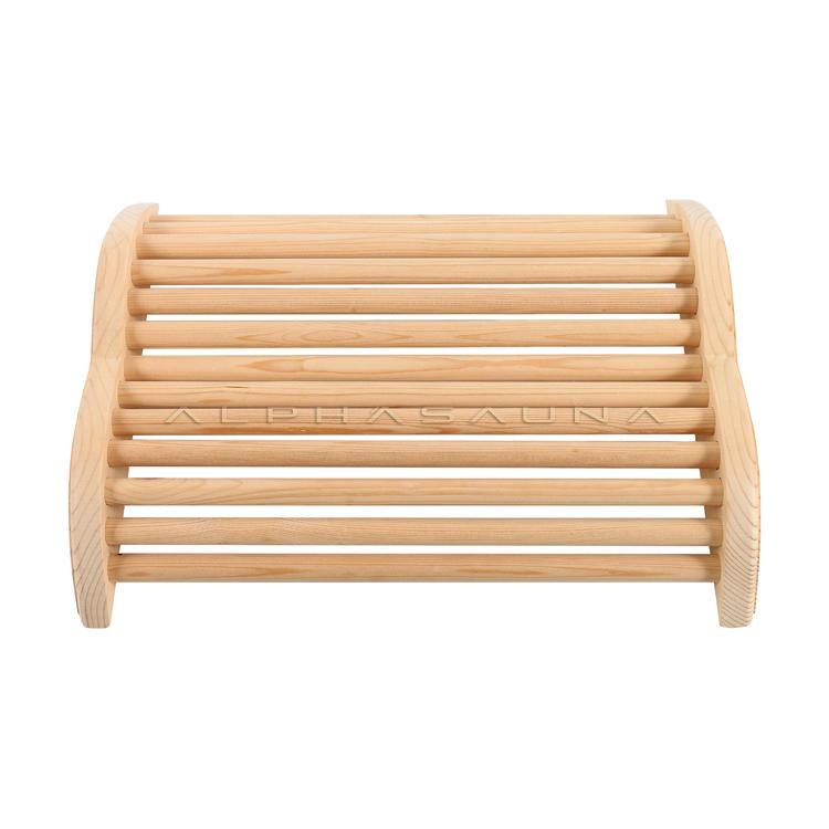 Alphasauna sauna room accessories pine sauna pillow, can be customized styles and materials