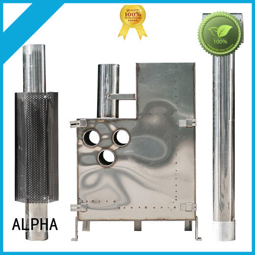 ALPHA High-quality sauna wood stove company