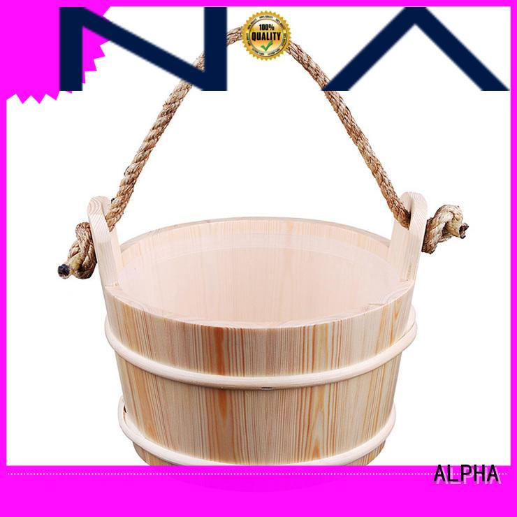 ALPHA Best sauna products Suppliers