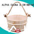 rooms sauna bucket and spoon sauna ALPHA