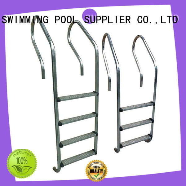 painting swimming pool handrails turn with good price for hotel