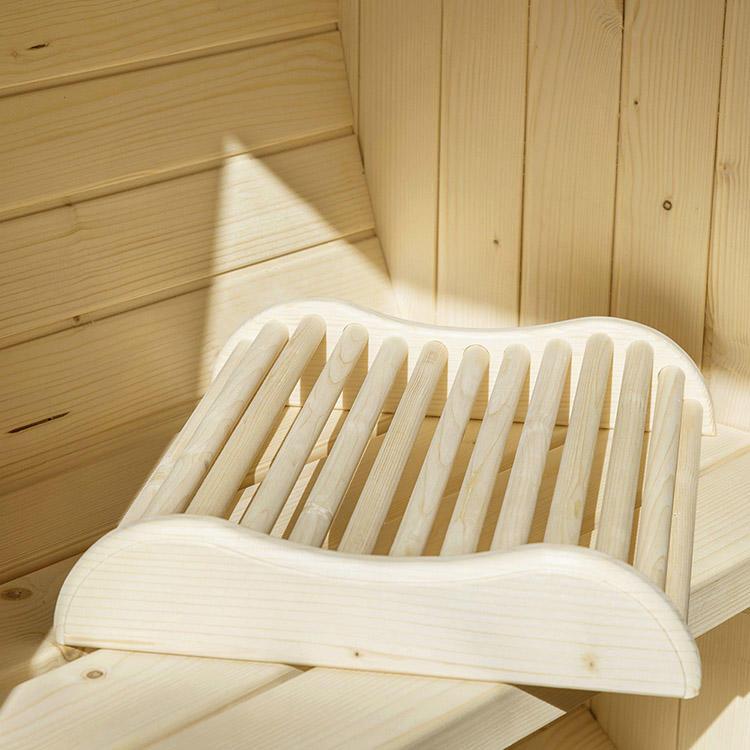 Indoor Sauna Room With 38MM thickness Wall panel 1800*1800*2100(L*W*H) Indoor Solid