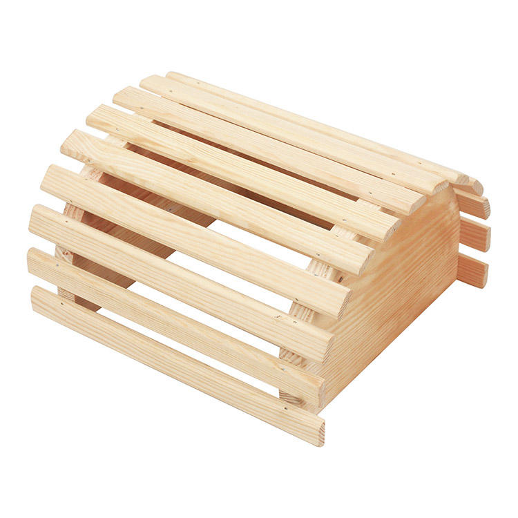 Sauna Lamp Shade Semi-Circle Pine / Aspen/ Red Cedar