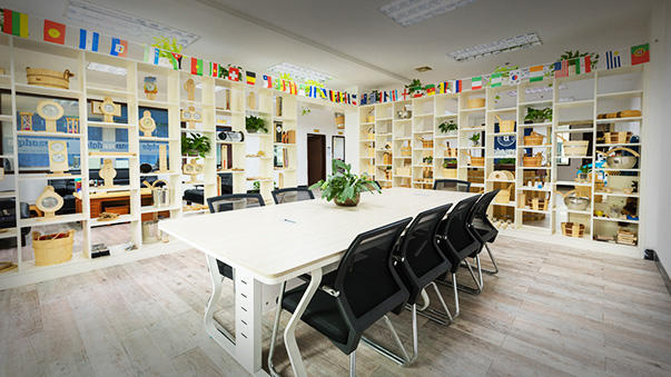 Alphasauna meeting room