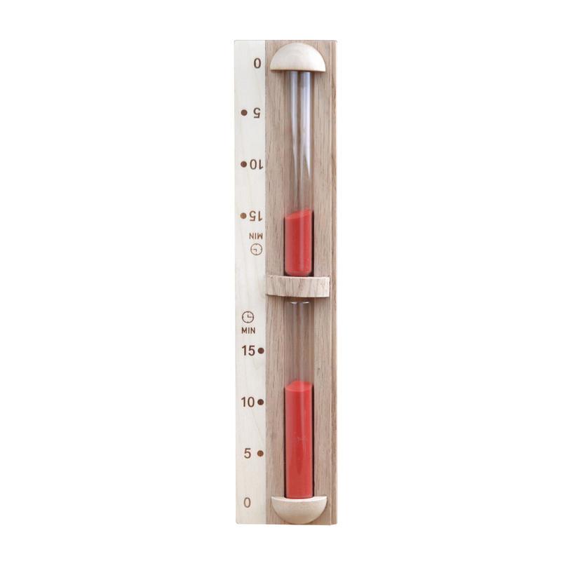Sauna Room Sand Hourglass Timer