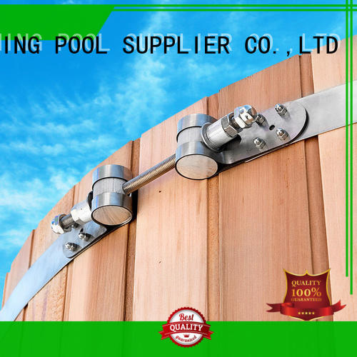 ALPHA band clamp manufacturer for villa