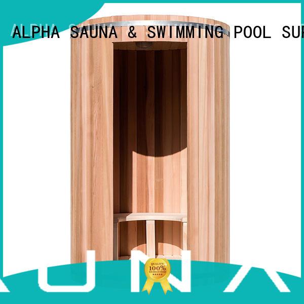 nonchemical indoor sauna kits design for indoor