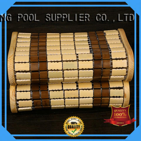ALPHA bamboo sauna accessories directly sale for outdoor