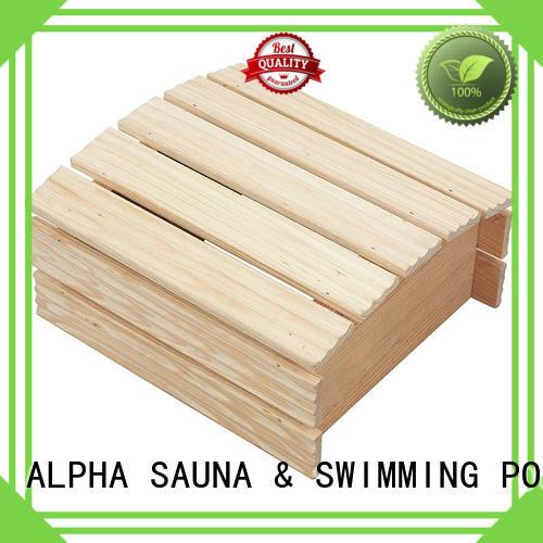 ALPHA High-quality best sauna accessories manufacturers