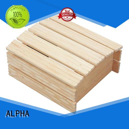 ALPHA Custom wooden lampshade company