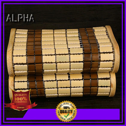 frame sauna headrest directly sale for household ALPHA