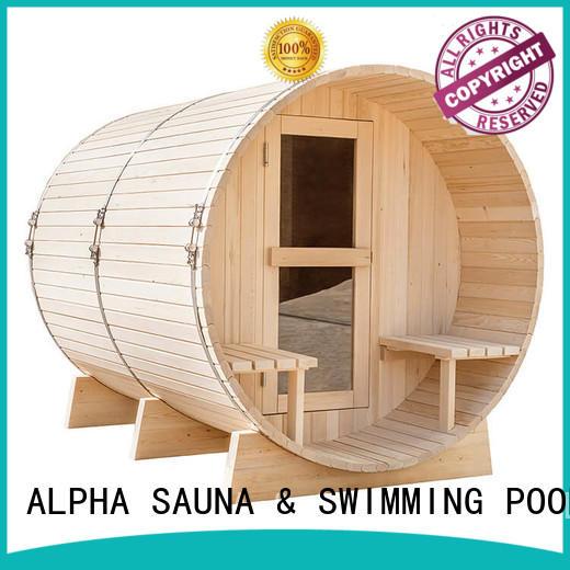 ALPHA sauna sauna room inquire now for villa