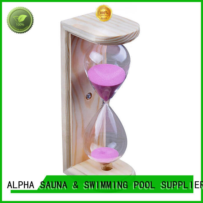 ALPHA wall mounting sand watch aspen for hotel