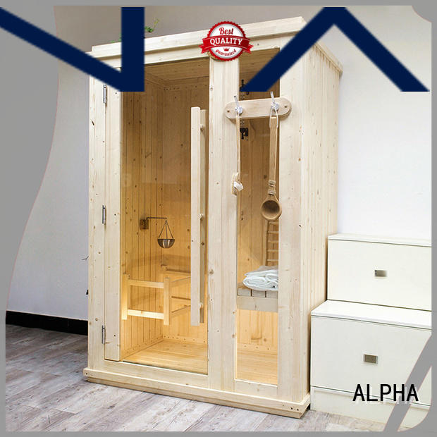 indoor sauna for sale ALPHA