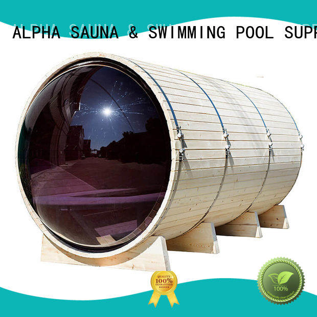 porch panoramic sauna directly sale for bathroom