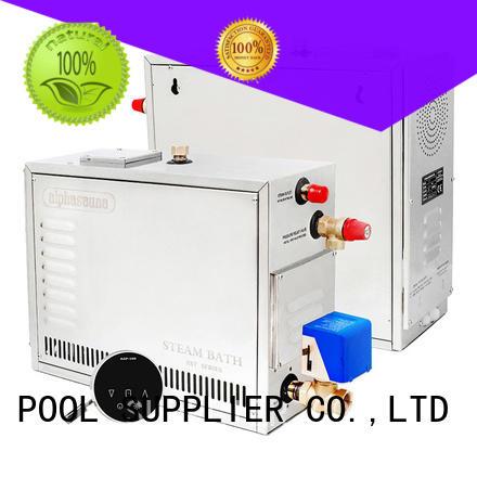 ALPHA waterproof sauna equipment wholesale for hotel