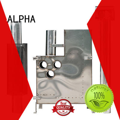 ALPHA quality sauna stove factory for hotel