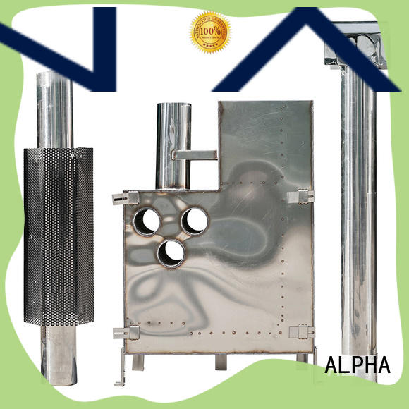 ALPHA stainless steel sauna stove series for hotel