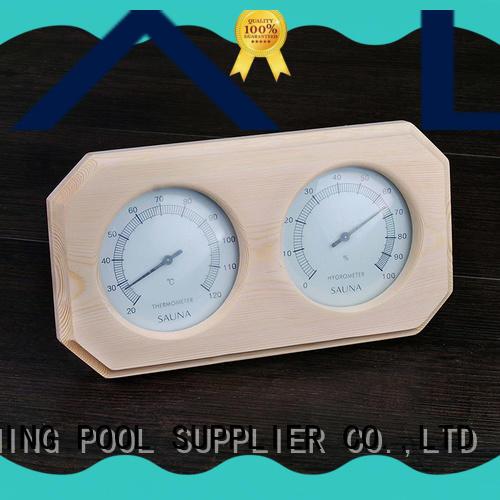 ALPHA oblique sauna parts design for indoor