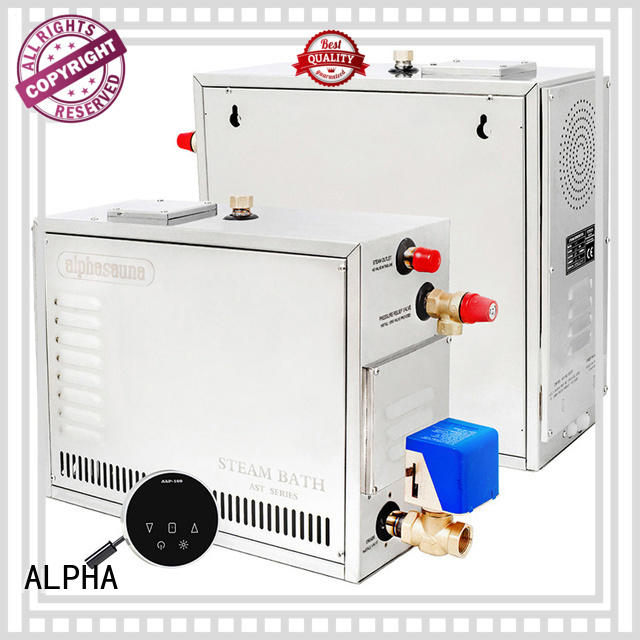 ALPHA luxury steam generator for home 45kw for bathroom