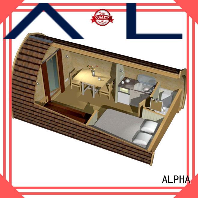 ALPHA barrel house Suppliers