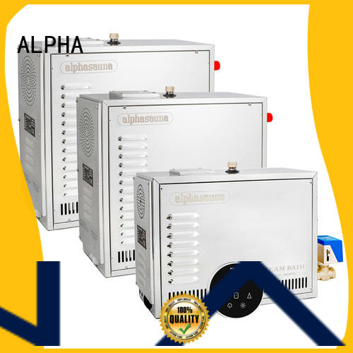 ALPHA waterproof steam generator for home 45kw for hotel