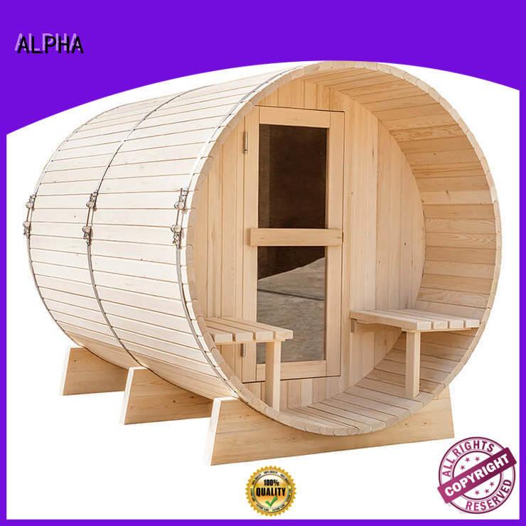 Top sauna room Supply