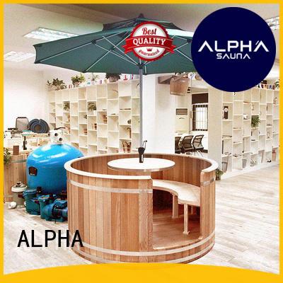 Top cedar sauna for business