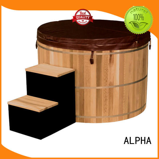 ALPHA durable hot tub electrical system for household