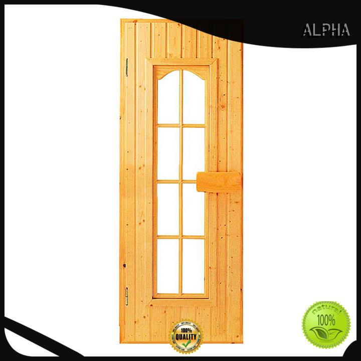 Best sauna room door manufacturers