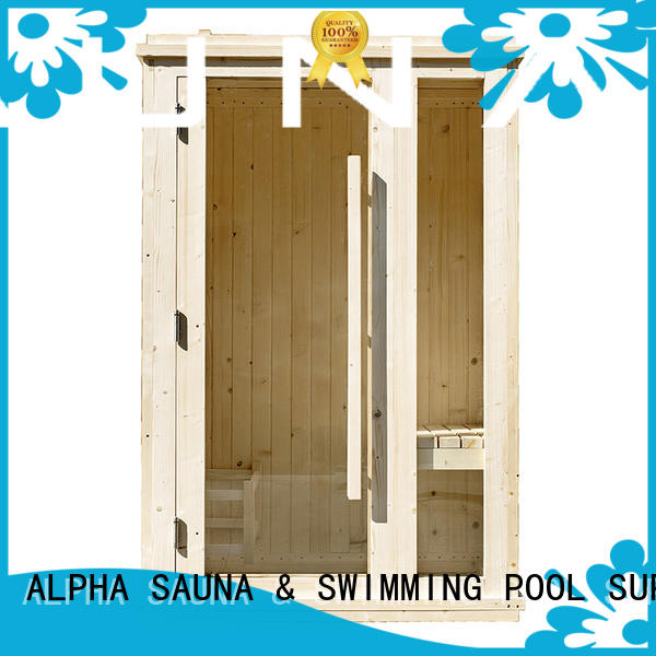 Top home steam sauna for business