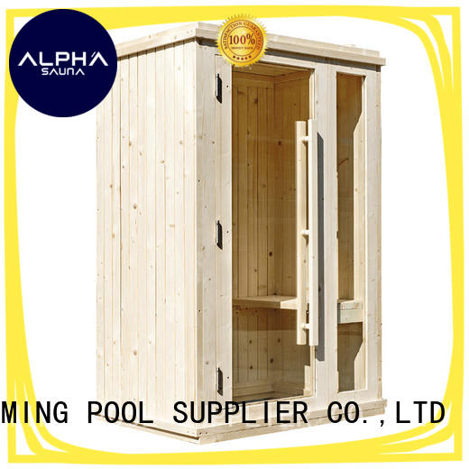 ALPHA Top mini sauna for business