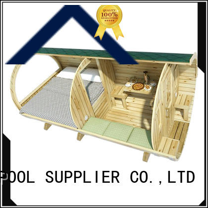 High-quality camping house factory