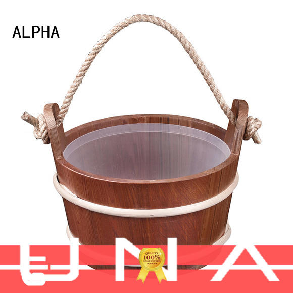 ALPHA finnish sauna accessories Supply