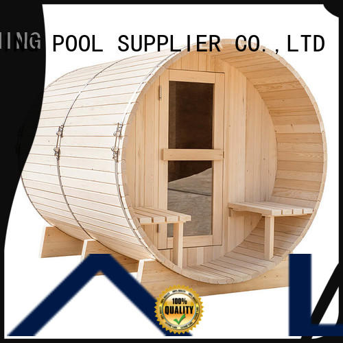 ALPHA room sauna room manufacturer for outdoor