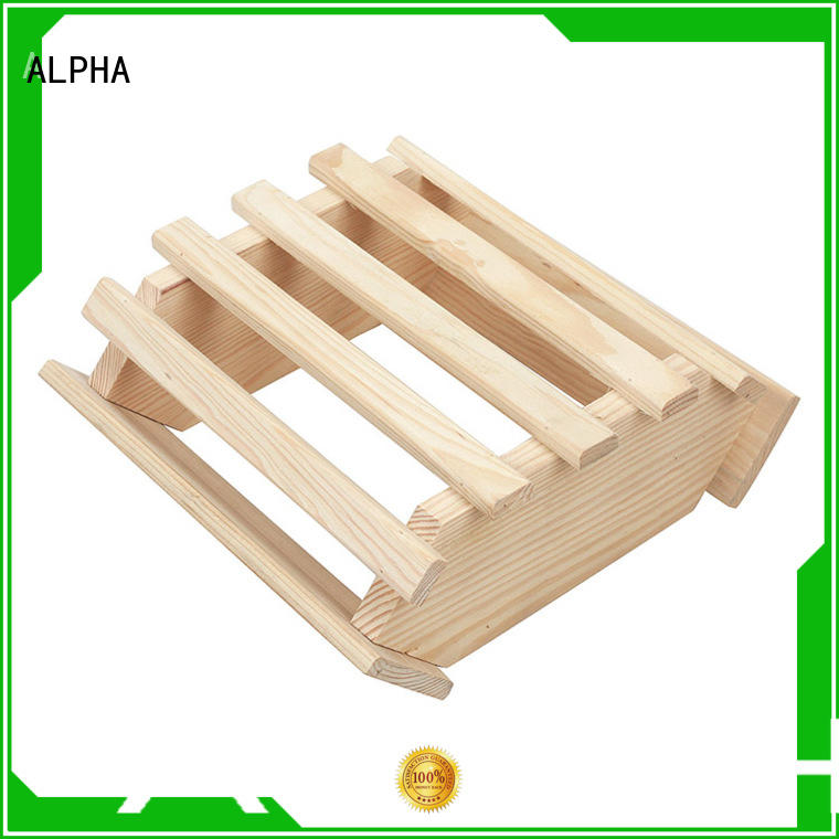 ALPHA quality dry sauna accessories manufacturer for villa