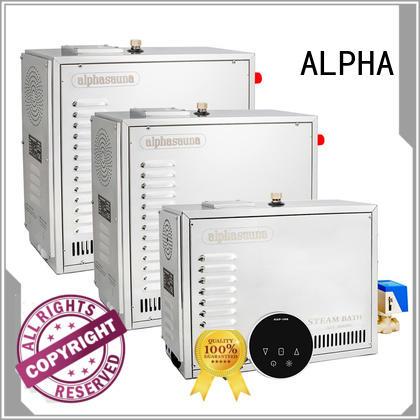 ALPHA waterproof sauna generator conversation for household