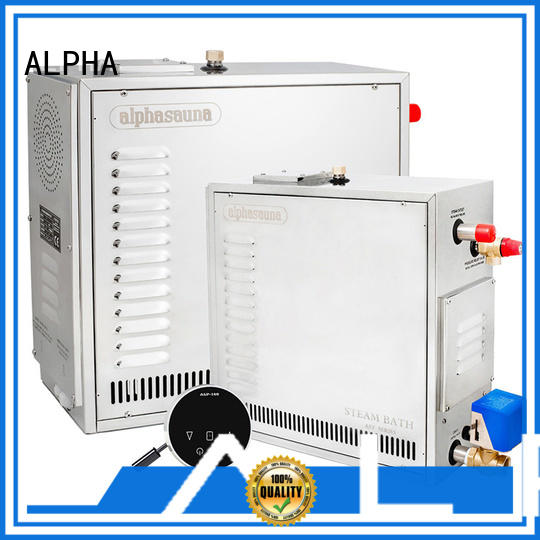 touch steam room equipment series for bathroom ALPHA