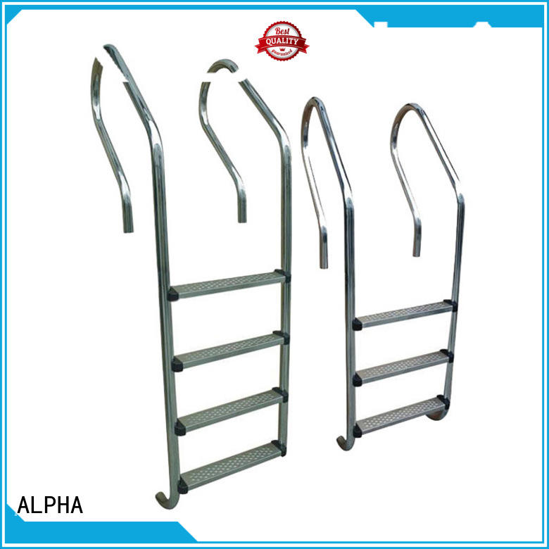 pool pool stairs steel abs ALPHA company