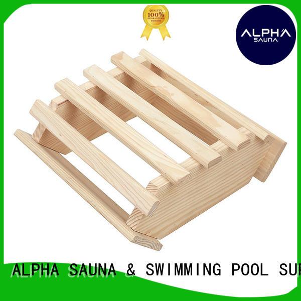 ALPHA Wholesale sauna supplies accessories manufacturers