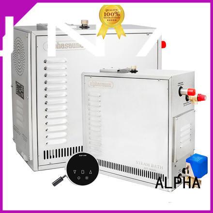 18kw sauna equipment series for villa ALPHA