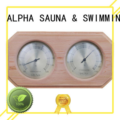 ALPHA angled best sauna thermometer thermometer for household