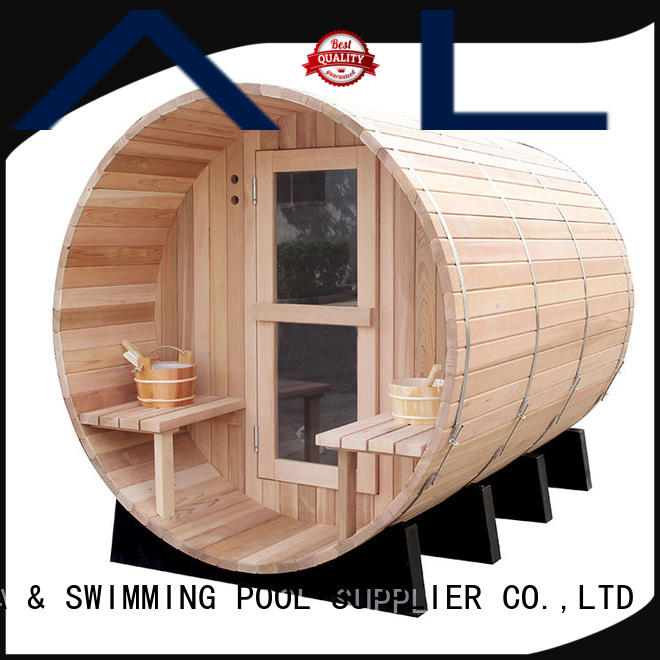 ALPHA heater cedar sauna personalized for household