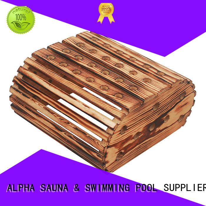 ALPHA shade dry sauna accessories with good price for indoor