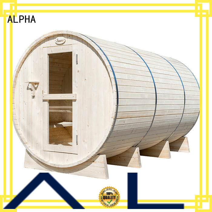 sauna room room for cabin ALPHA
