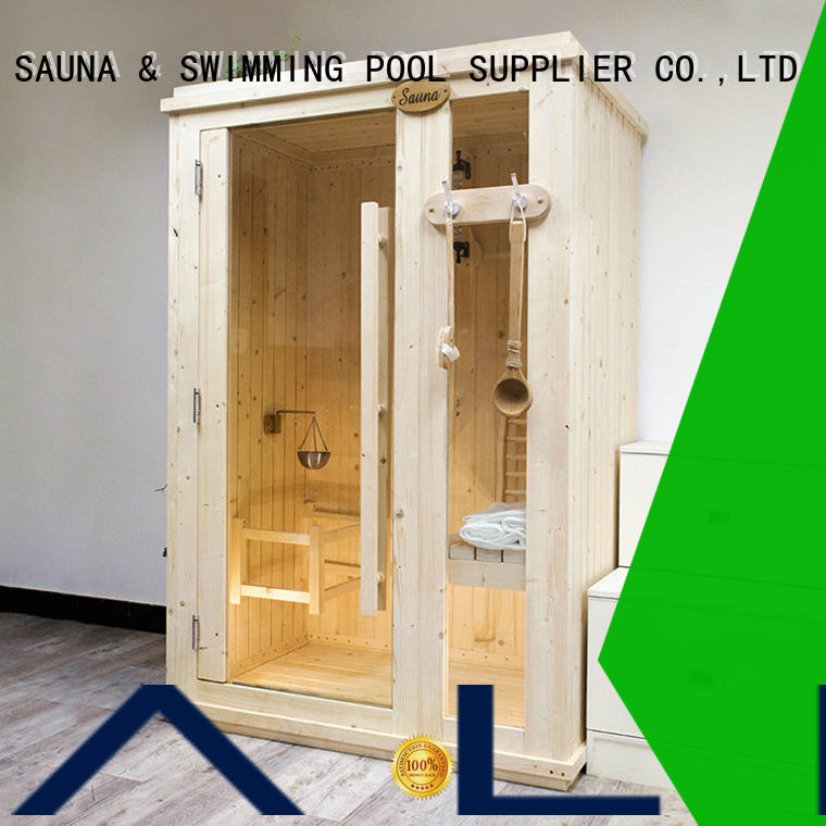 ALPHA Top clearlight sauna Supply