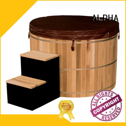 Wholesale wooden hot tub company