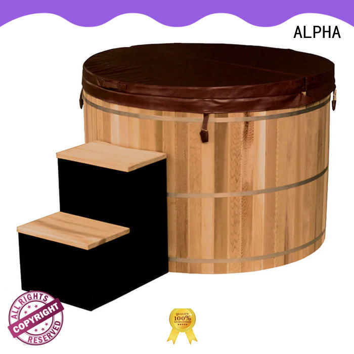 small hot tubs system for household ALPHA