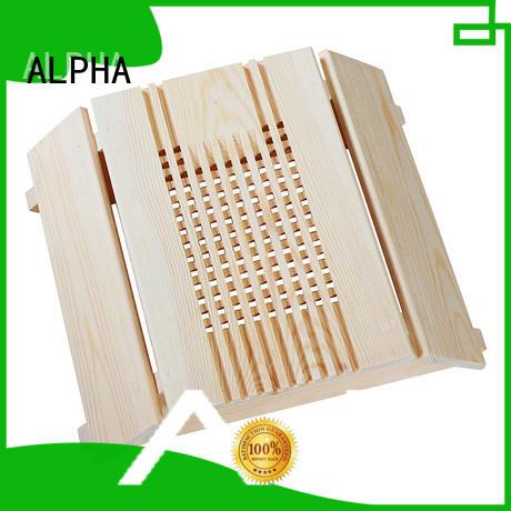 ALPHA leisure sauna supplies accessories inquire now for villa