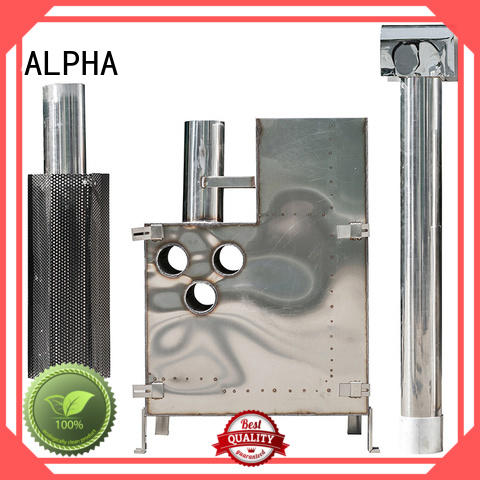 heater saunaofen holz wholesale for villa ALPHA